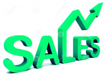 http://www.dreamstime.com/stock-photography-sales-arrow-word-shows-business-commerce-image27851592