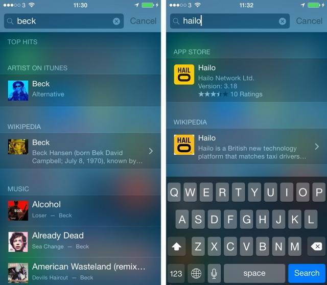 iOS 8全体验:4大改变让你的生活更轻松