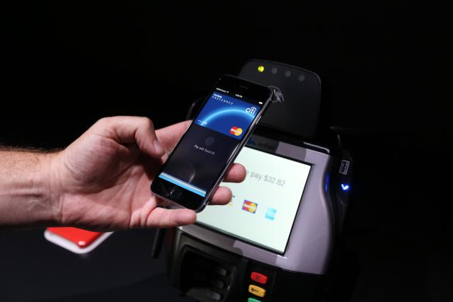 外媒盘点苹果Apple Pay冲击PayPal的四大原因