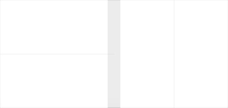 通过纸张的折痕来分区,尽管是两块不同的内容,在逻辑上这两块的关系还是很紧密的,在表现上仍是一张纸。<br />