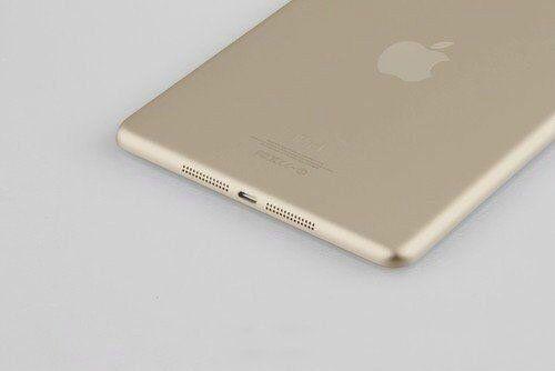 苹果或将于10月16日发布新iPad,亦将配有土豪金