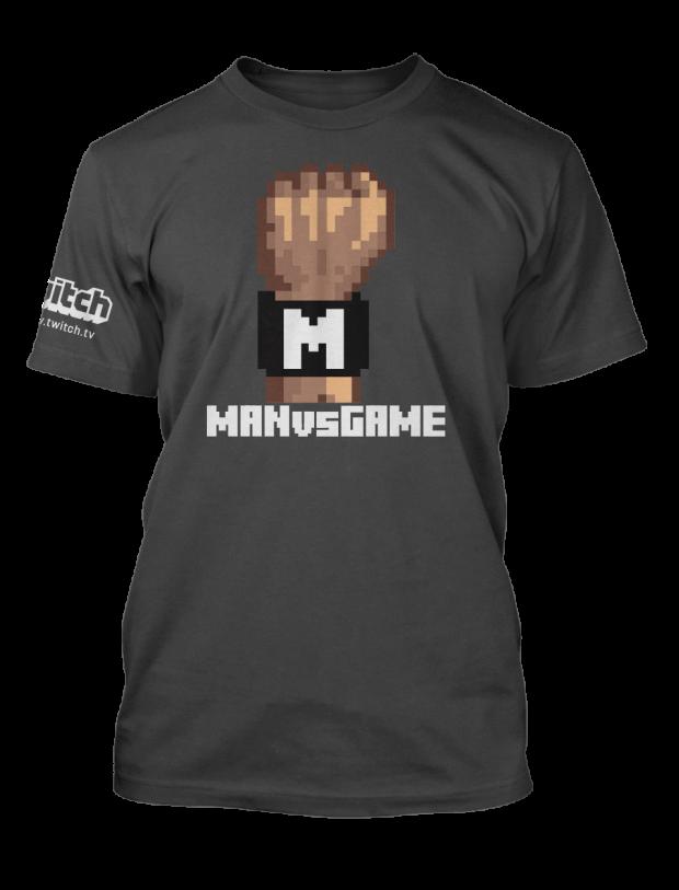 Twitch与Teespring合作卖T恤