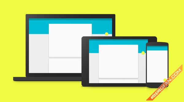 浅谈谷歌全新设计理念Materialdesign