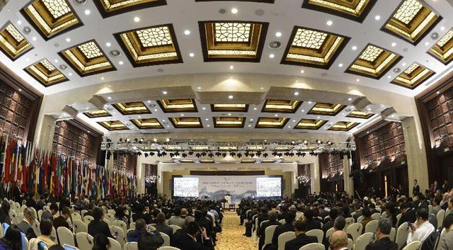 世界互联网大会观察:中国正从边缘成为主流