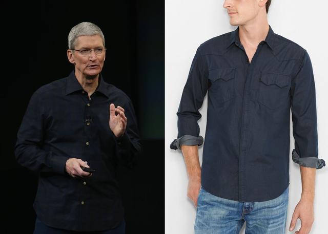 三分钟让你学会像硅谷大佬那样穿衣