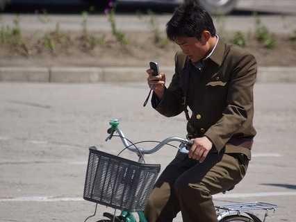 朝鲜唯一一家移动运营商赚大了:季度盈利三千万美元