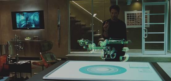 让我看到未来的样子——浅析电影中的未来交互
