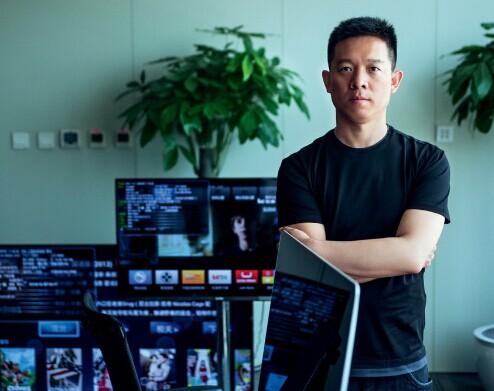 乐视创始人兼CEO贾跃亭