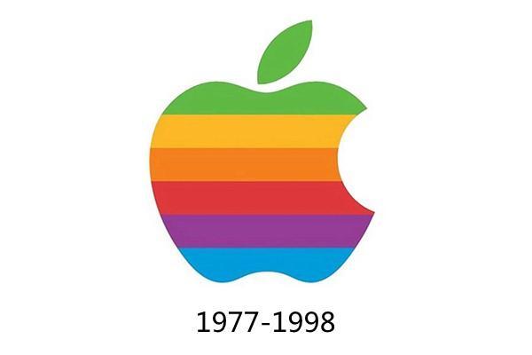 那个被啃掉一口的苹果logo是他设计的