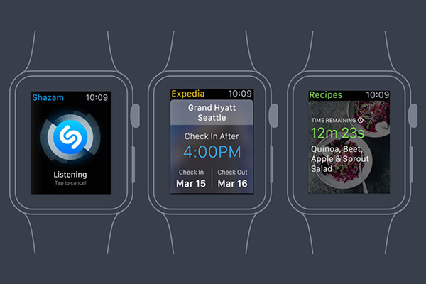 Design for Apple Watch