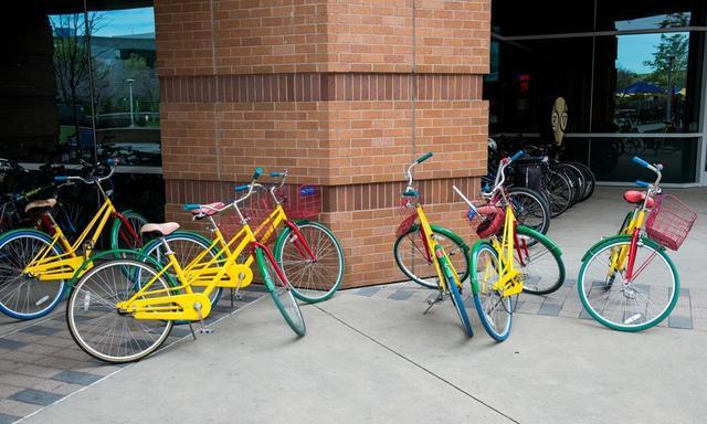 谷歌自行车