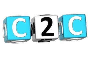 终于把P2P、P2C 、O2O 、B2C讲清楚了