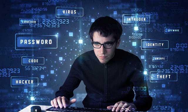 信息时代 科技 黑客