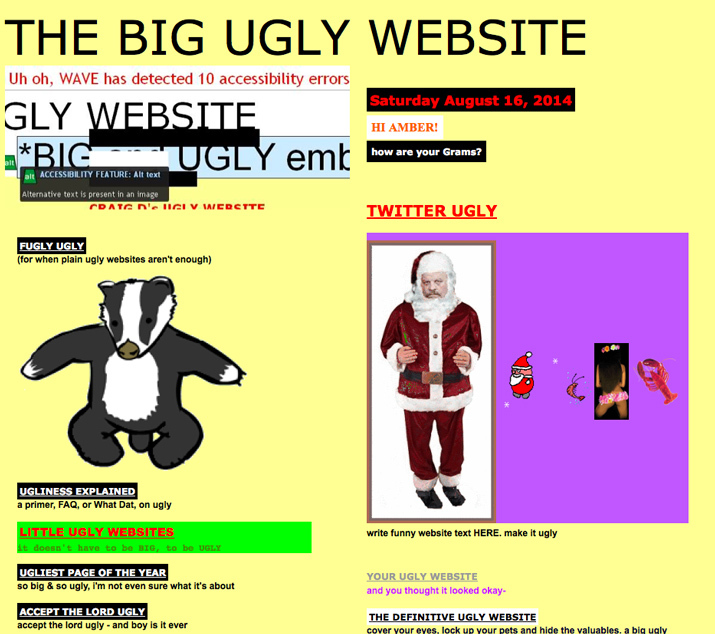 ugly-website