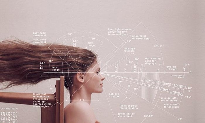 最感性与直观的人体工程学图解 16p