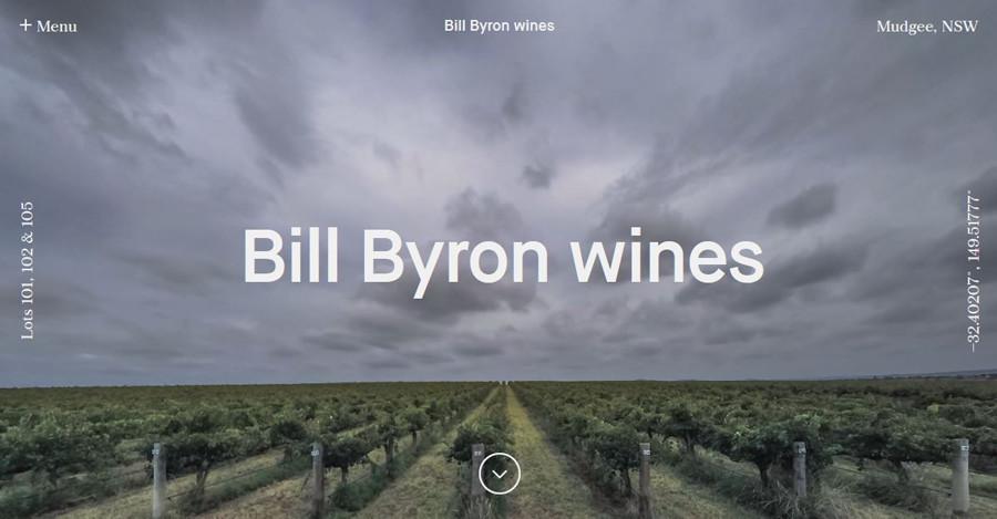 Bill Bbyron Wines