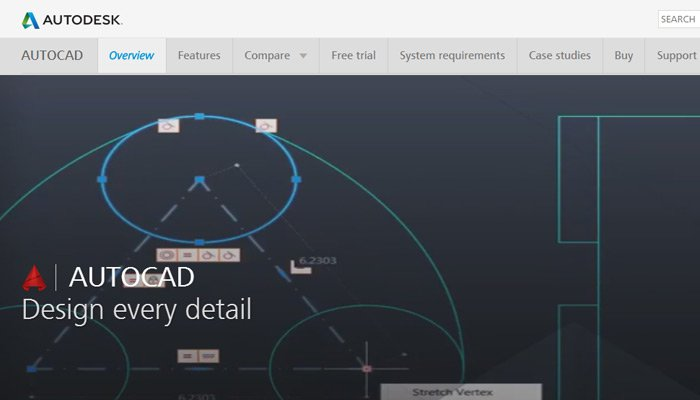11-autocad-autodesk-homepage-software