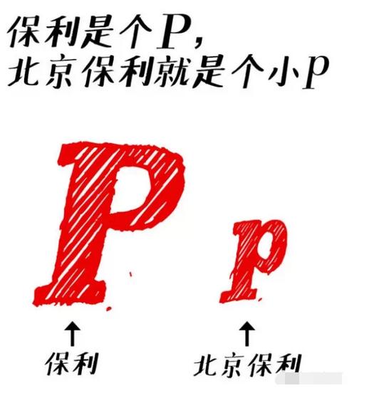 保利是个P