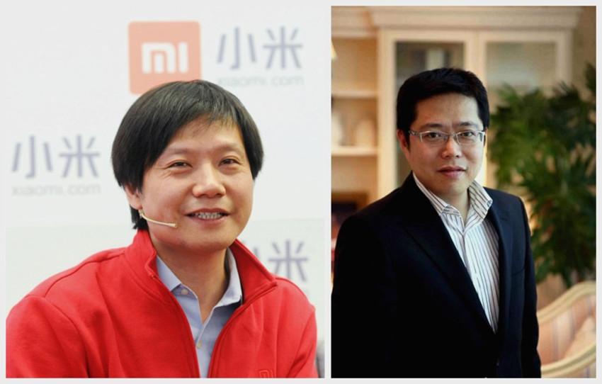 4借势小米,爱空间创始人陈炜(右)开始进军互联网装修