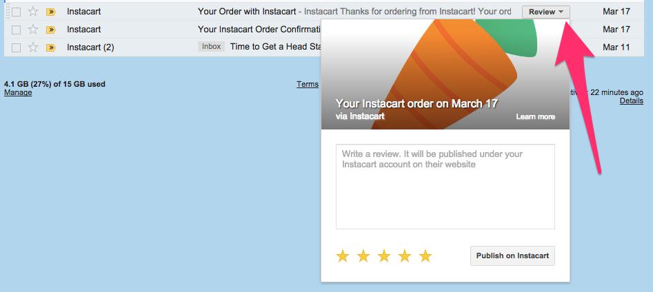邮件其实是一种不容忽视的用户体验