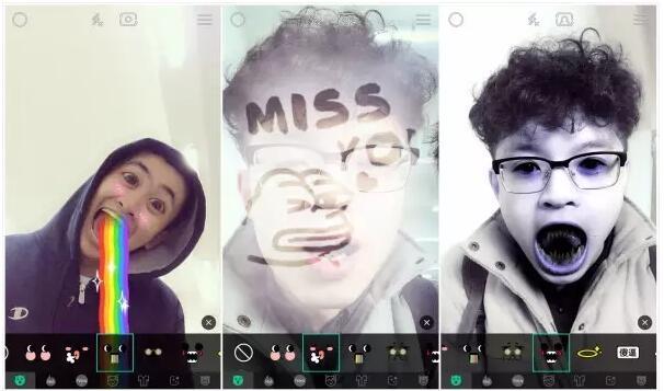 昨天的脸萌和今天的Faceu:创始人郭列来讲了讲两款爆红App的产品经