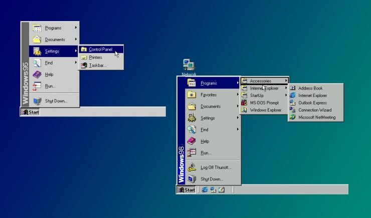 卷土重来未可知:Windows开始菜单二十年之历史浮沉