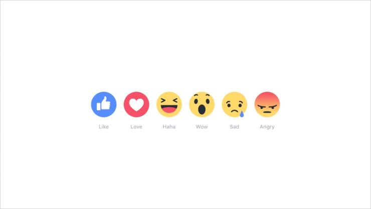 「唯物」Facebook 如何改造点赞按钮