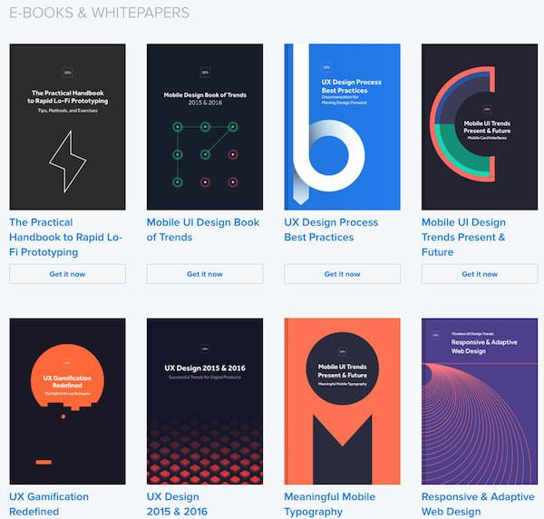 网页设计趋势卡片如何主导设计 不要拖延