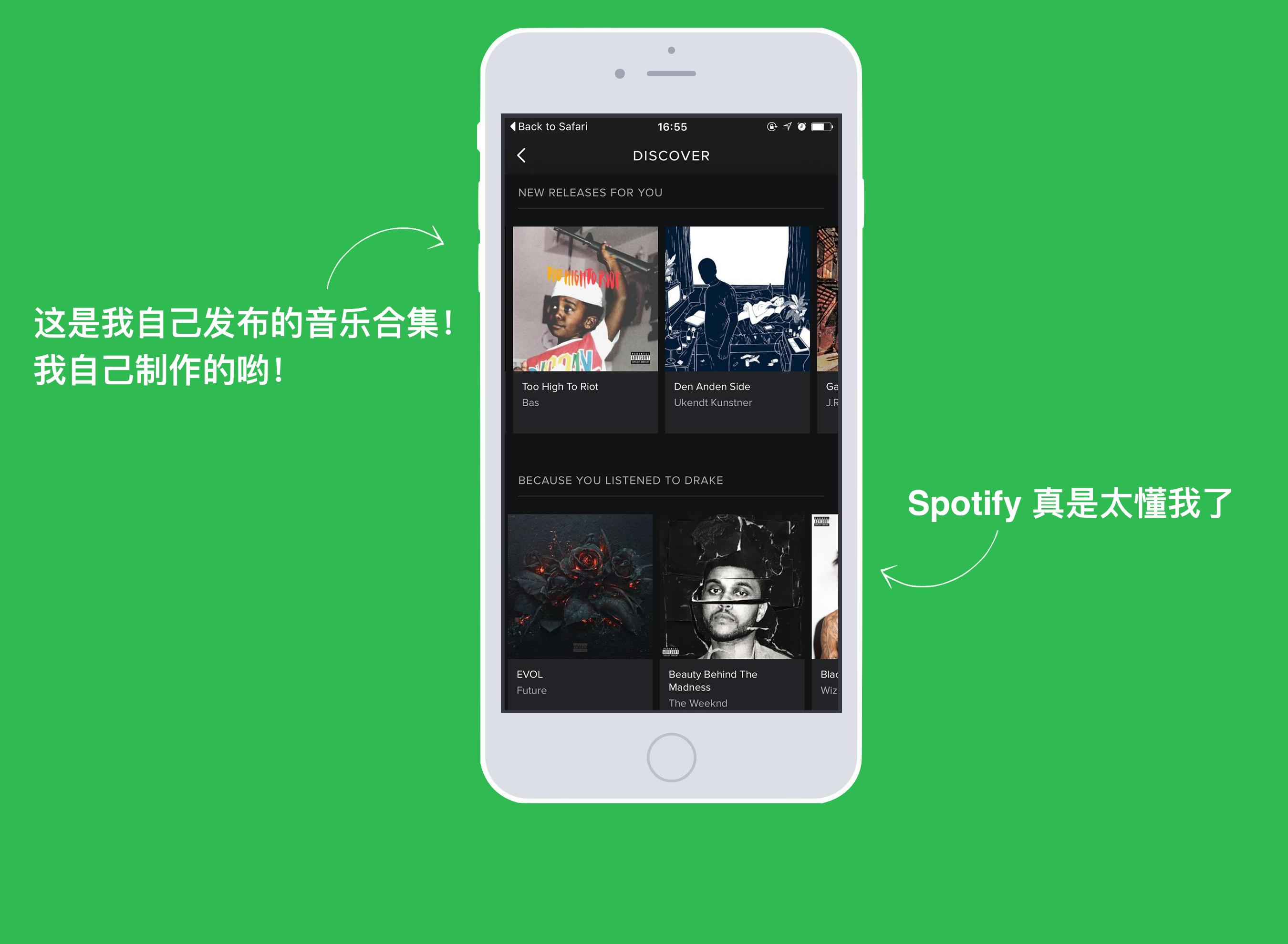Spotify Personalization