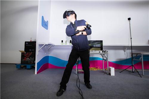 BAT布局55亿VR市场:做内容和中间平台