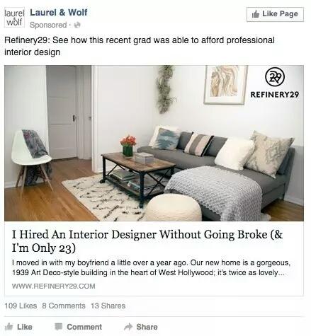 手把手教你Facebook广告设置
