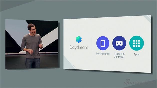 谷歌Daydream VR平台