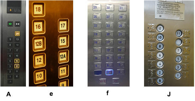 产品经理眼中的电梯按钮交互设计