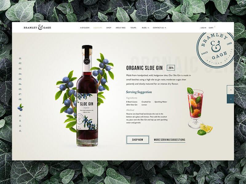 设计网页时选择配色的八个要点 - 第3张  | 鹿鸣天涯
