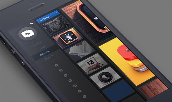 Mobile-Portfolio