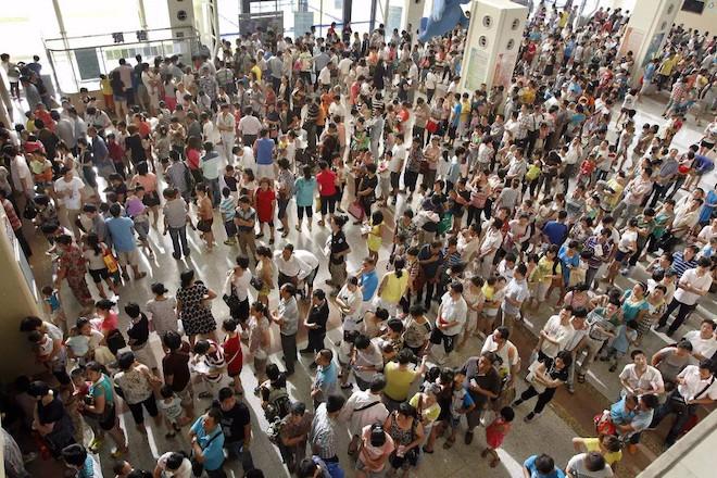 yiyuan排队