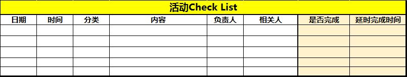 活动运营神器:一张表格管理活动进程及策划(附表格源文件下载)_新客网