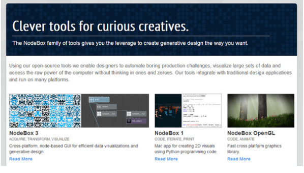 2. NodeBox // @Nodebox