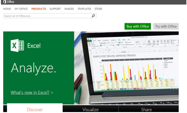 17. Microsoft Excel
