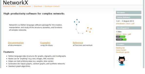 33.NetworkX