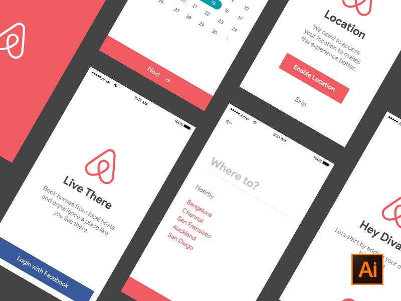 airbnb-ui