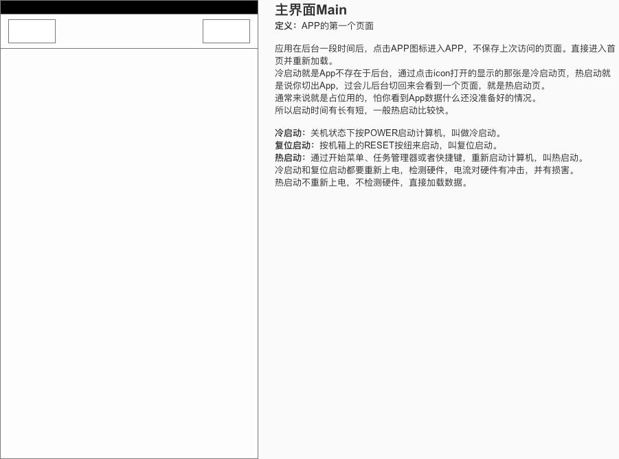 PRD1.0分享:全面通用的移动端产品需求文档