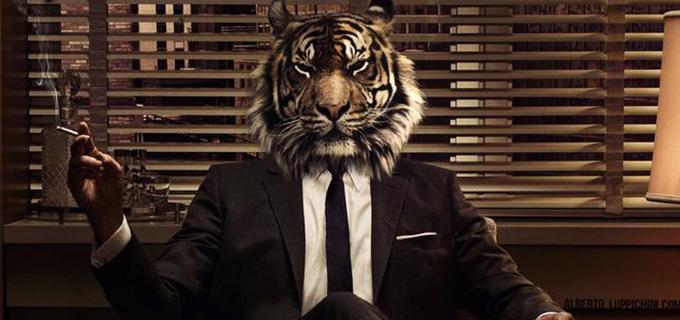 送给每一位管理者:做一头仁慈而有力的狮子