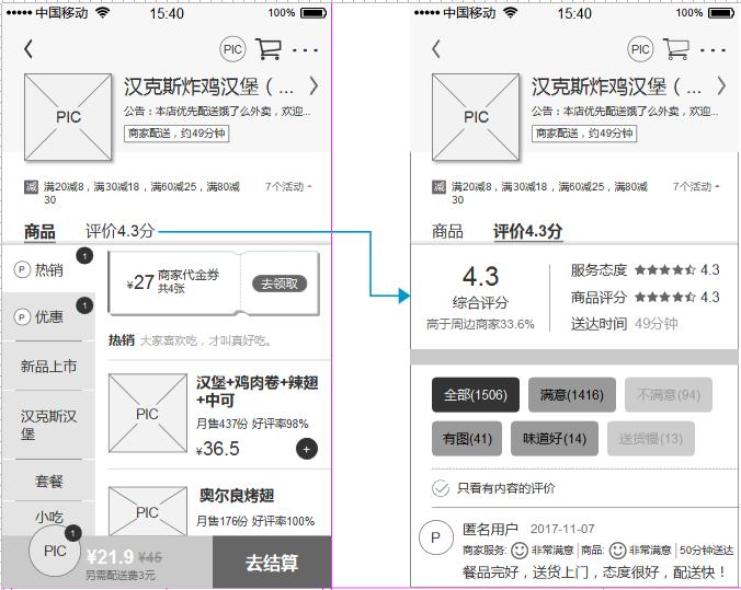 """倒推""""饿了么""""App产品需求文档(PRD)插图(33)"""