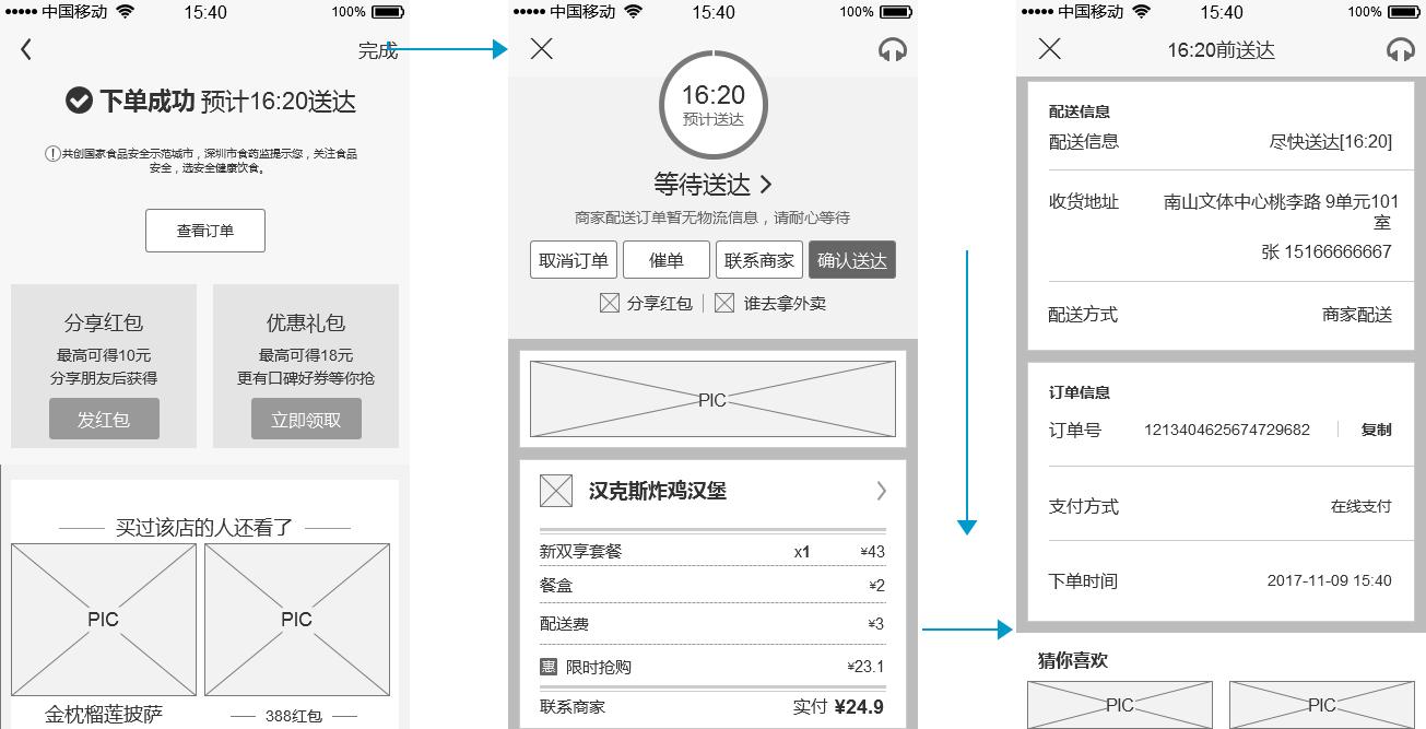 """倒推""""饿了么""""App产品需求文档(PRD)插图(36)"""