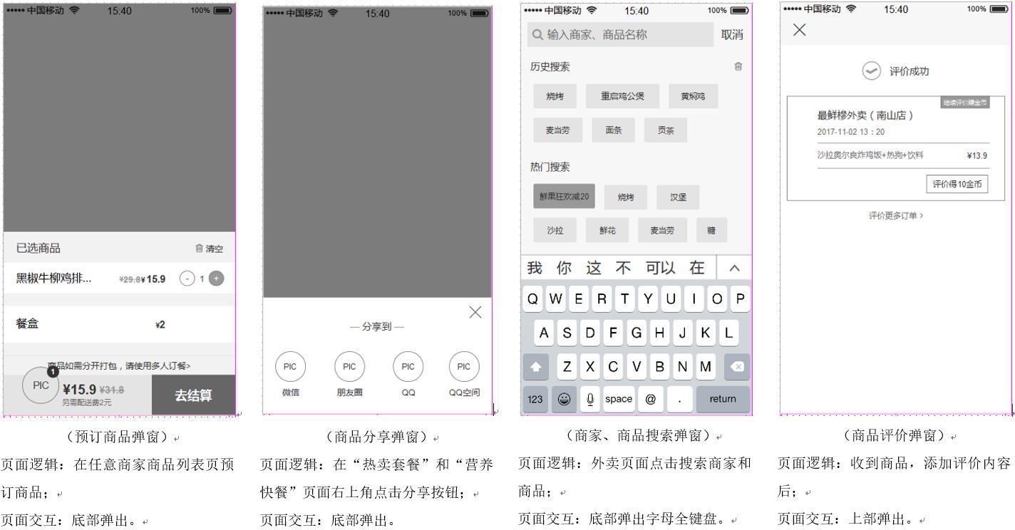 """倒推""""饿了么""""App产品需求文档(PRD)插图(8)"""