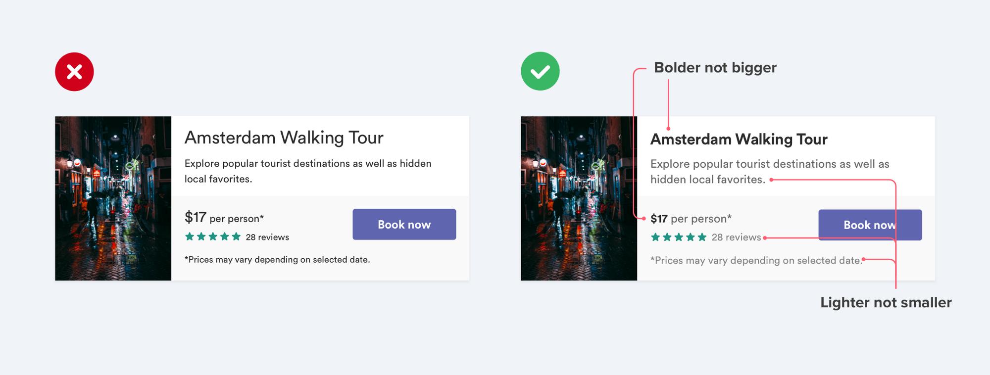 7个设计技巧,改善网页视觉效果且提升高级感插图