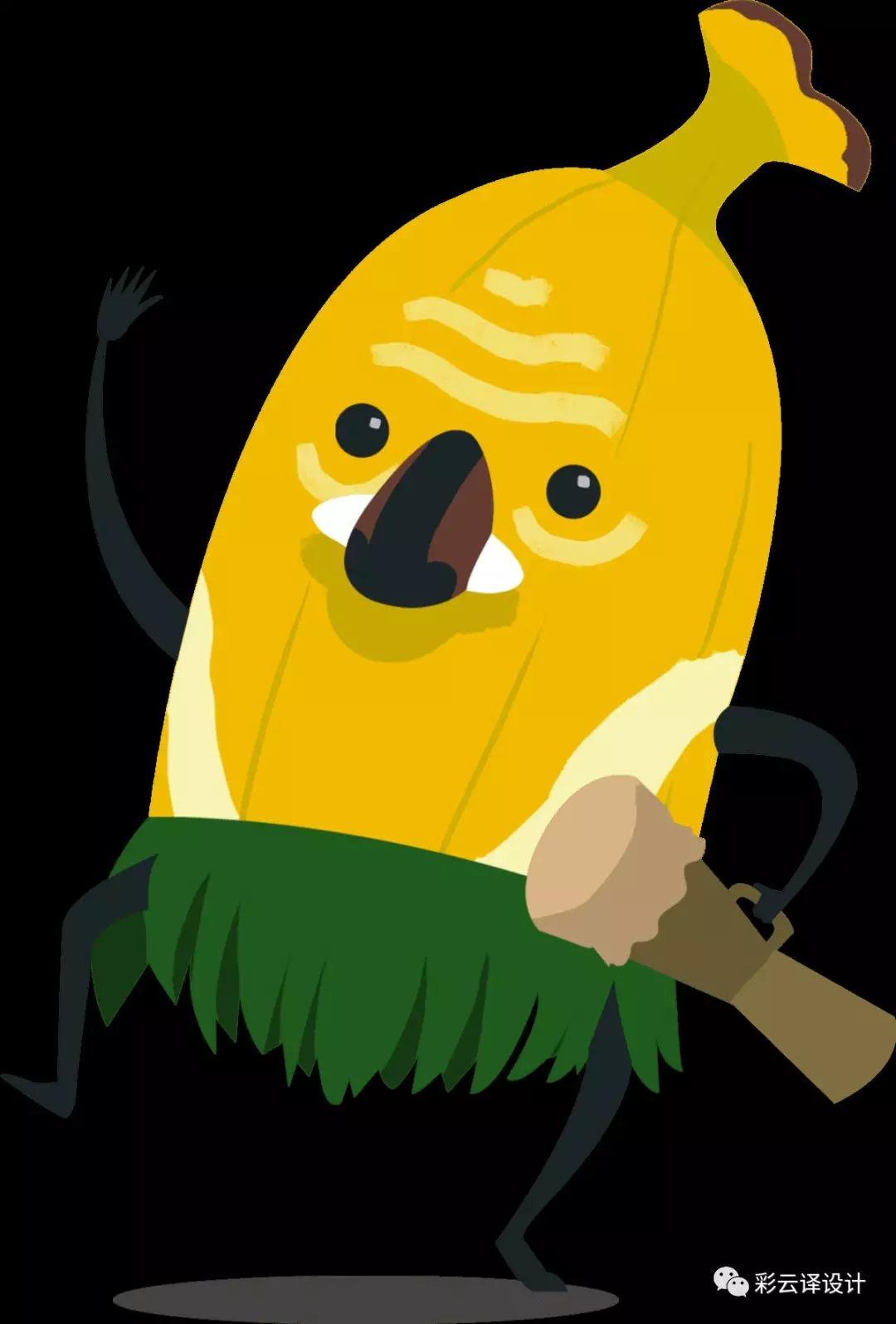 几张草图之后,我们终于见到了主角。Makey诞生了,他是来自巴布亚部落的一个被选中的儿子,他继承了村里最后的香蕉种子。他被长老选中,开始长途跋涉,以恢复他们神圣的香蕉树。经过长时间的冥想,Makey遇见了他们祖先的灵魂,并指导他必须找到新的土壤来培育最后的种子。然后,Makey开始了一个漫长的旅程。 之后他会在三个不同的领域遇到三个不同的角色(banaknight、nana和Uttuqhak)。在每一个领域里,他都必须帮助这个角色,解决他们特有的问题,同时寻找可以种植神圣香蕉种子的土壤。最后,Makey