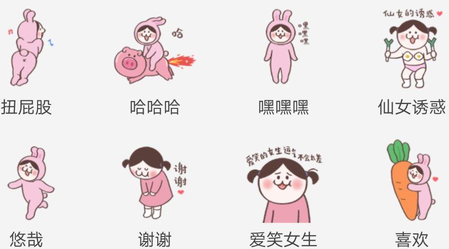 需求的表达:表情包的发展历程插图(7)