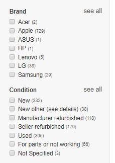 高级搜索设计:如何提升用户体验?